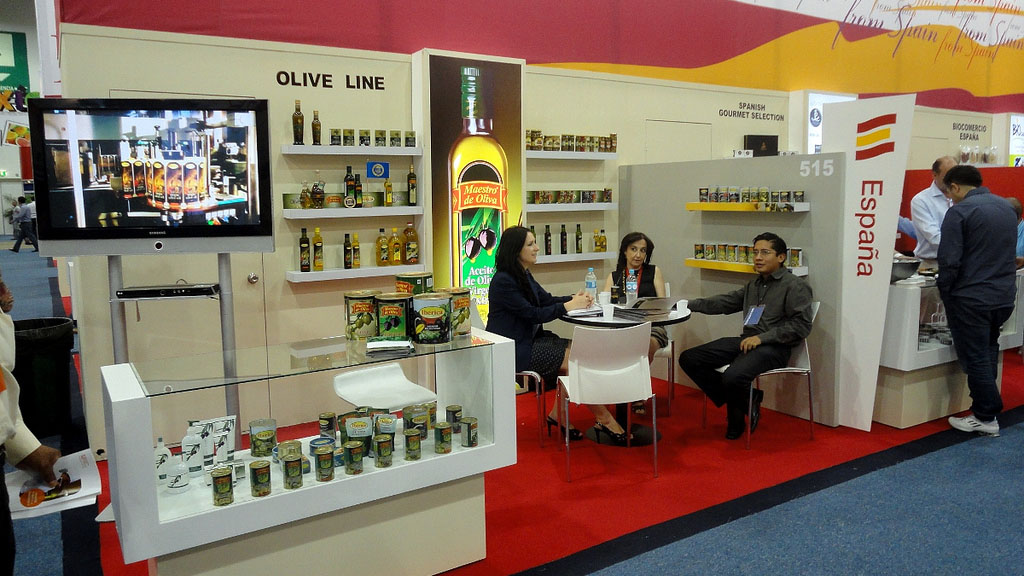Alimentaria Mexico Olive Line